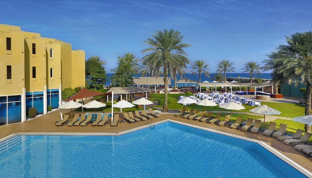Отзывы Hilton Fujairah Resort, 5 звезд