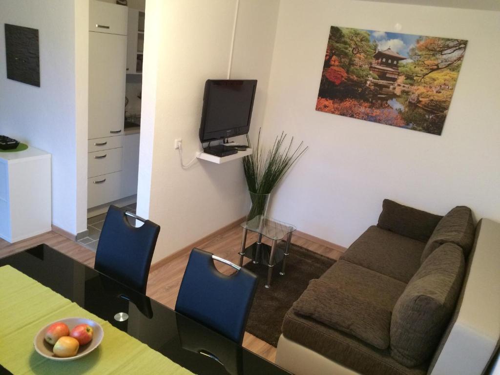 apartment panorama alemania l rrach. Black Bedroom Furniture Sets. Home Design Ideas