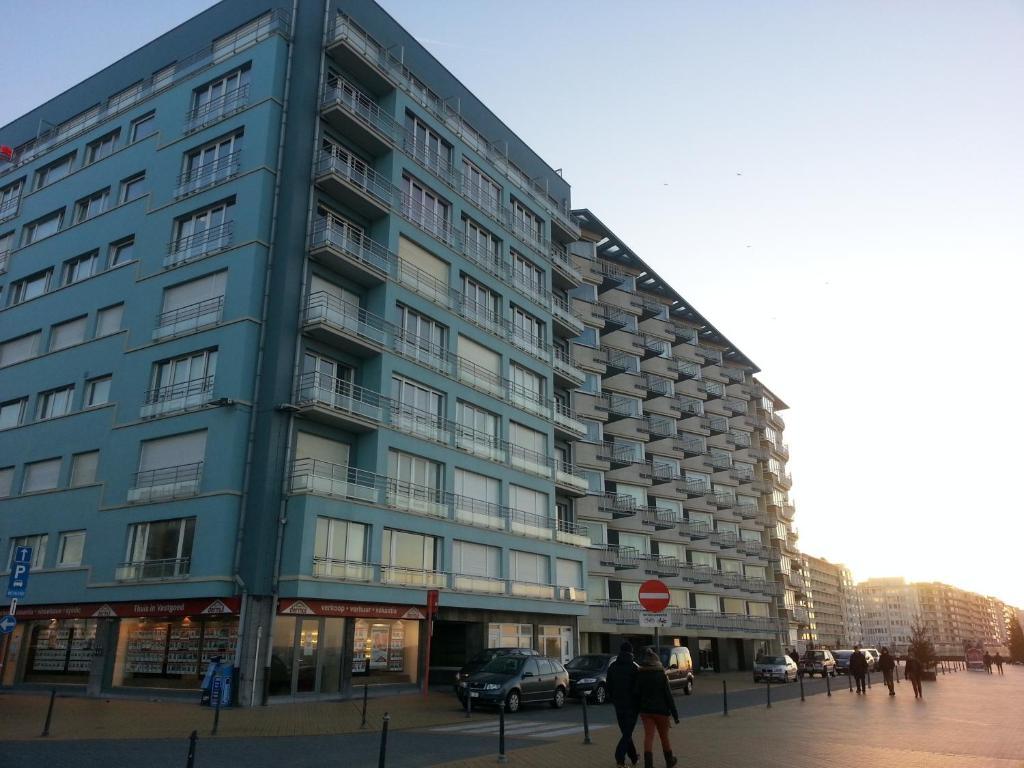 Appartement aan zee oostende b lgica ostende for Interieur appartement aan zee