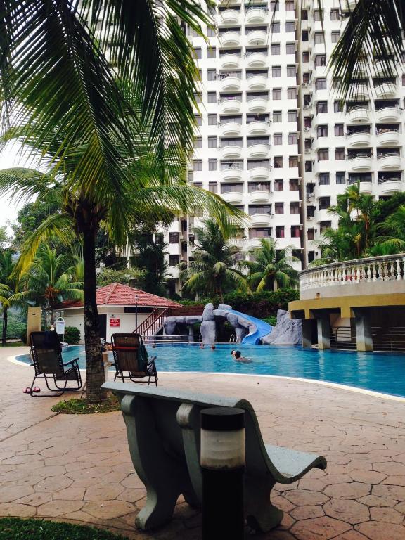 Apartment Alison Seaview Condominium Batu Ferringhi Malaysia