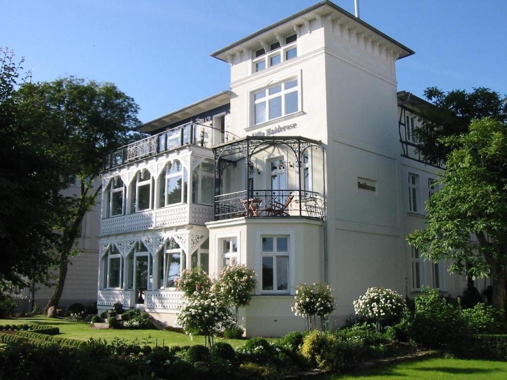 Hotel Villa Haiderose Binz