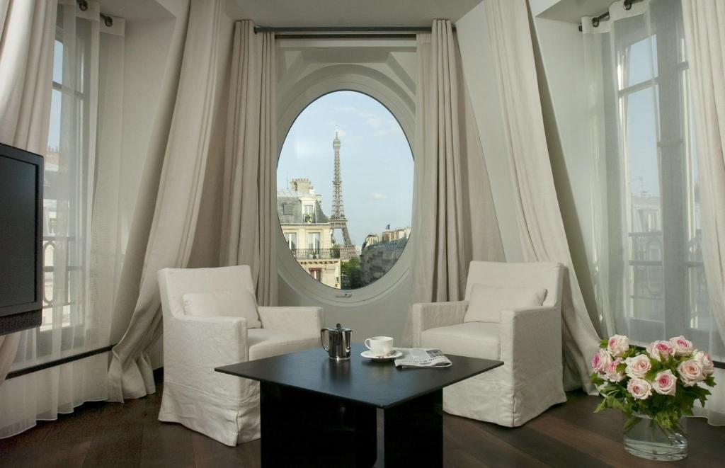 France hotel review for Standard hotel paris