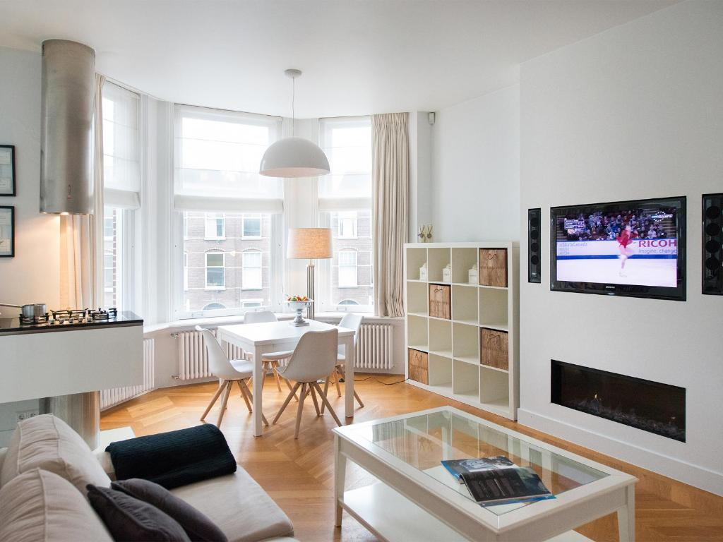 Bizstay embassy apartments niederlande den haag for Loft interieur den haag