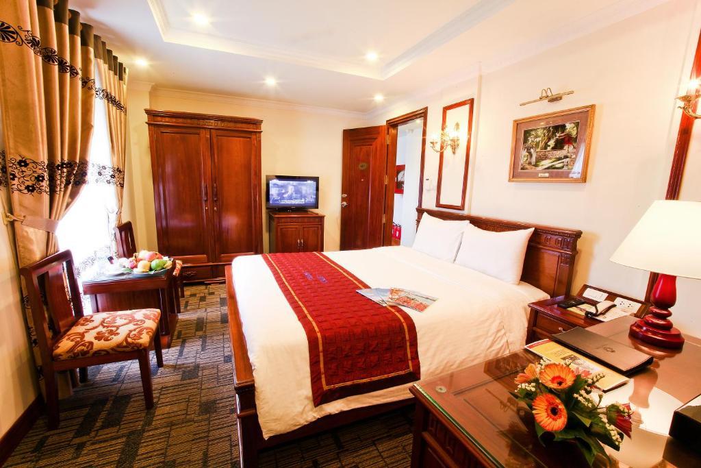 Khách Sạn Ariva Eden Hà Nội