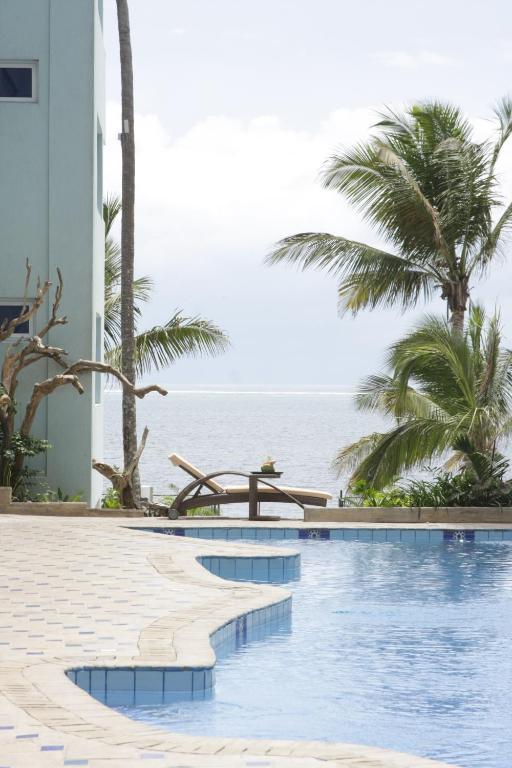 Condo Hotel Cowrie Shell Beach Apts Bamburi Kenya