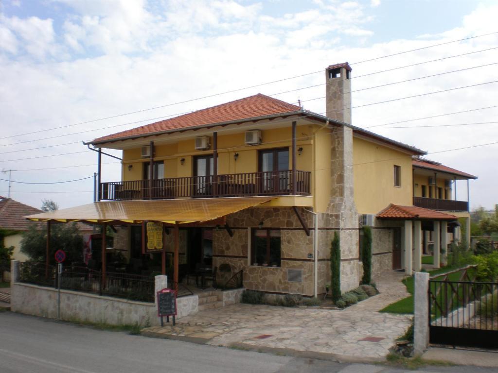 Ξενώνας Ολυμπία