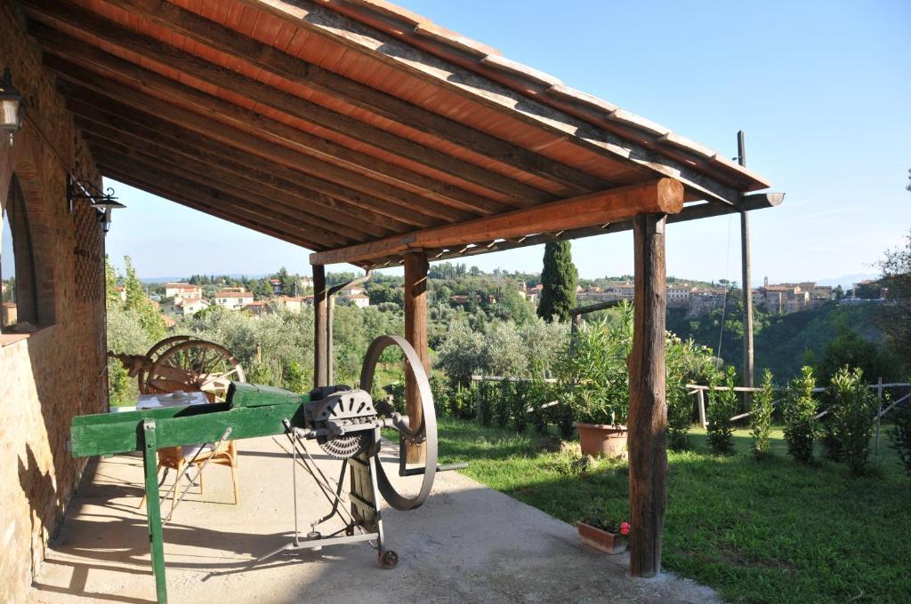 Casa di campagna il fienile del monticino for Piani casa tetto del fienile
