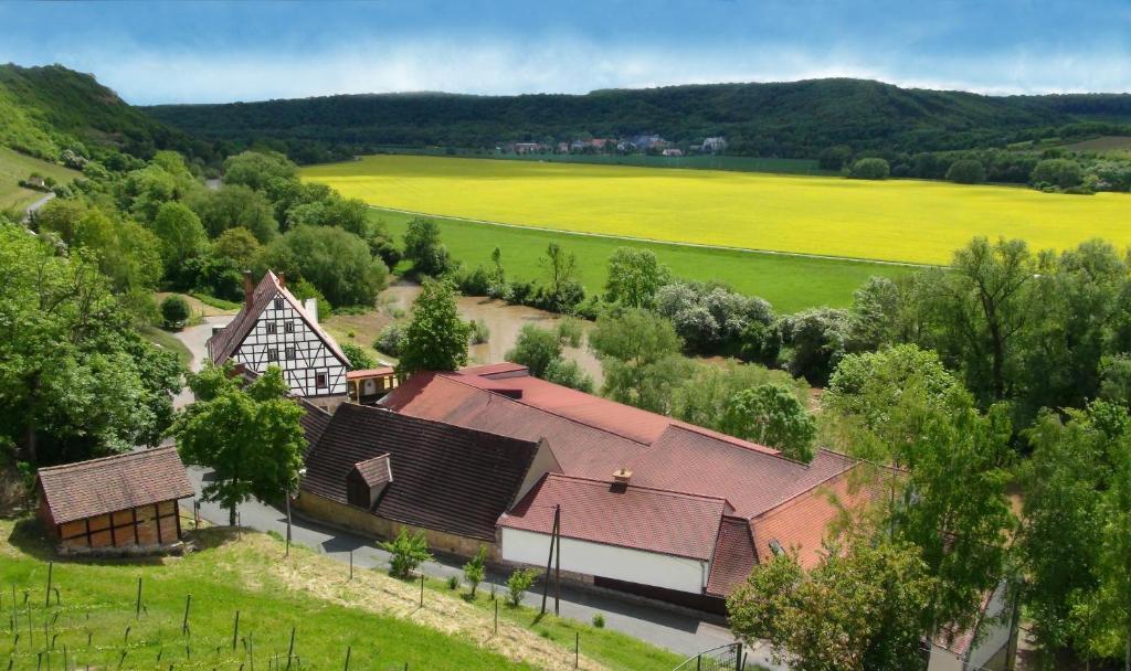 Ferienwohnung Weingut Kloster Pforta