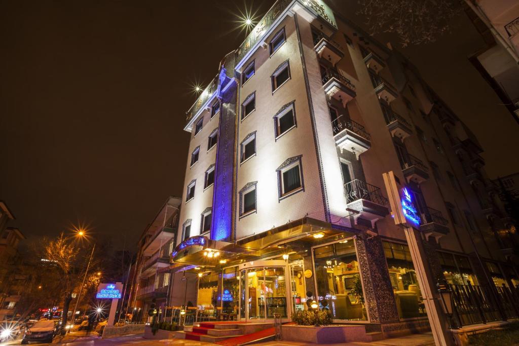 هتل آنکارا رویال آنکارا