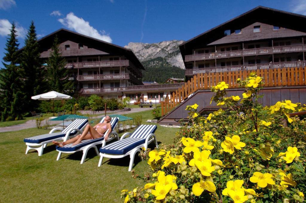 Residence antares selva di val gardena italy for Design hotel val gardena