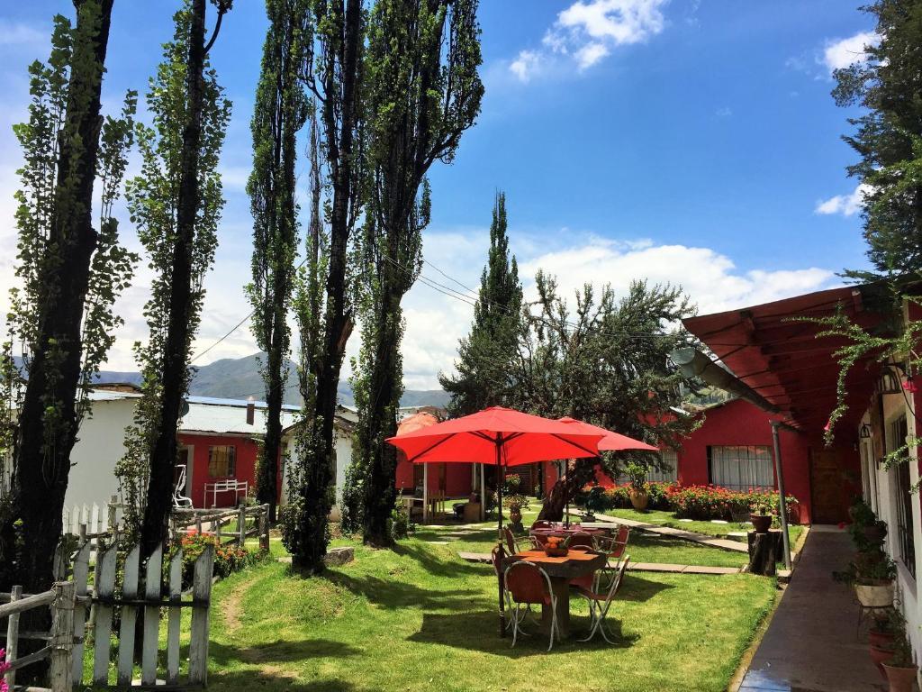 Hotel de Turistas La Villa Sicuani