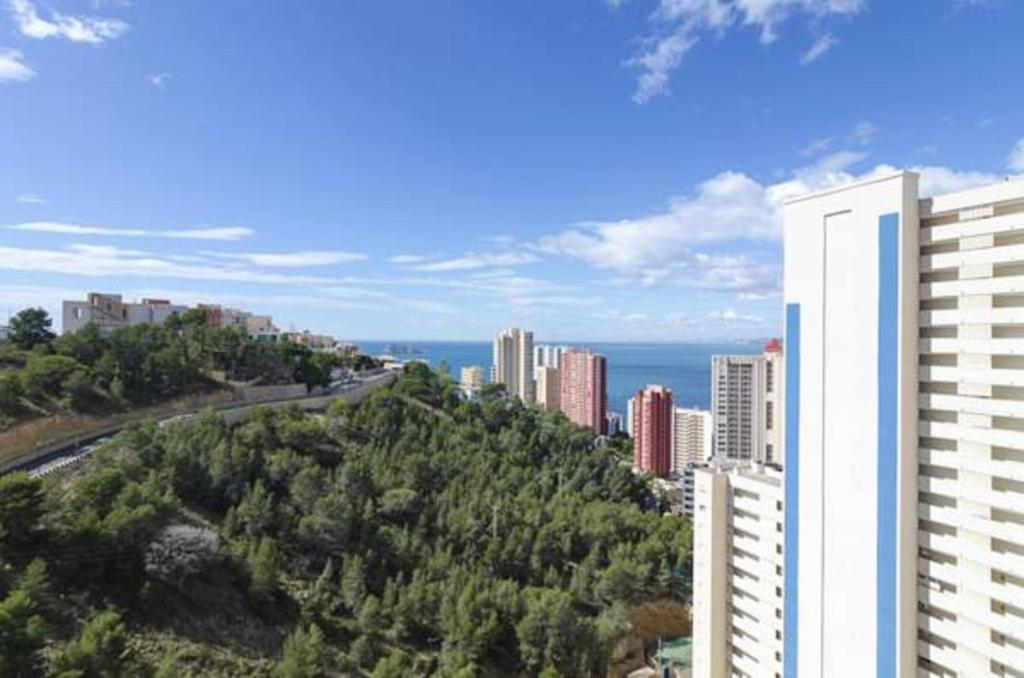 Apartment mirador del mediterraneo benidorm spain for Mirador del mediterraneo