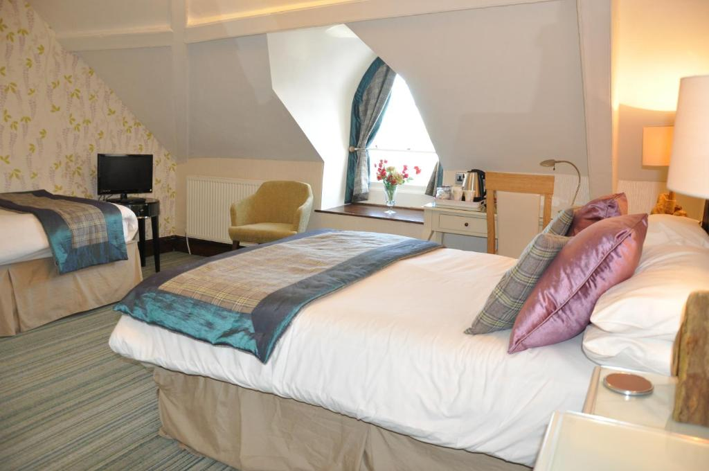 Llety Teifi Guesthouse room 1