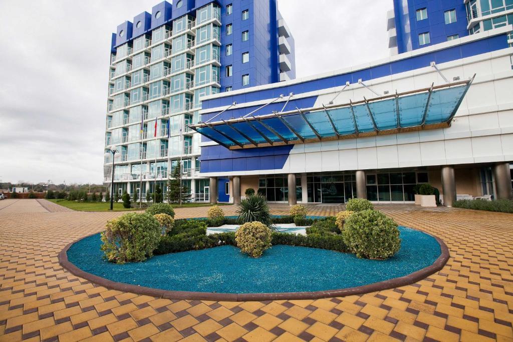 Отзывы Апартаменты в курортном комплексе Аквамарин