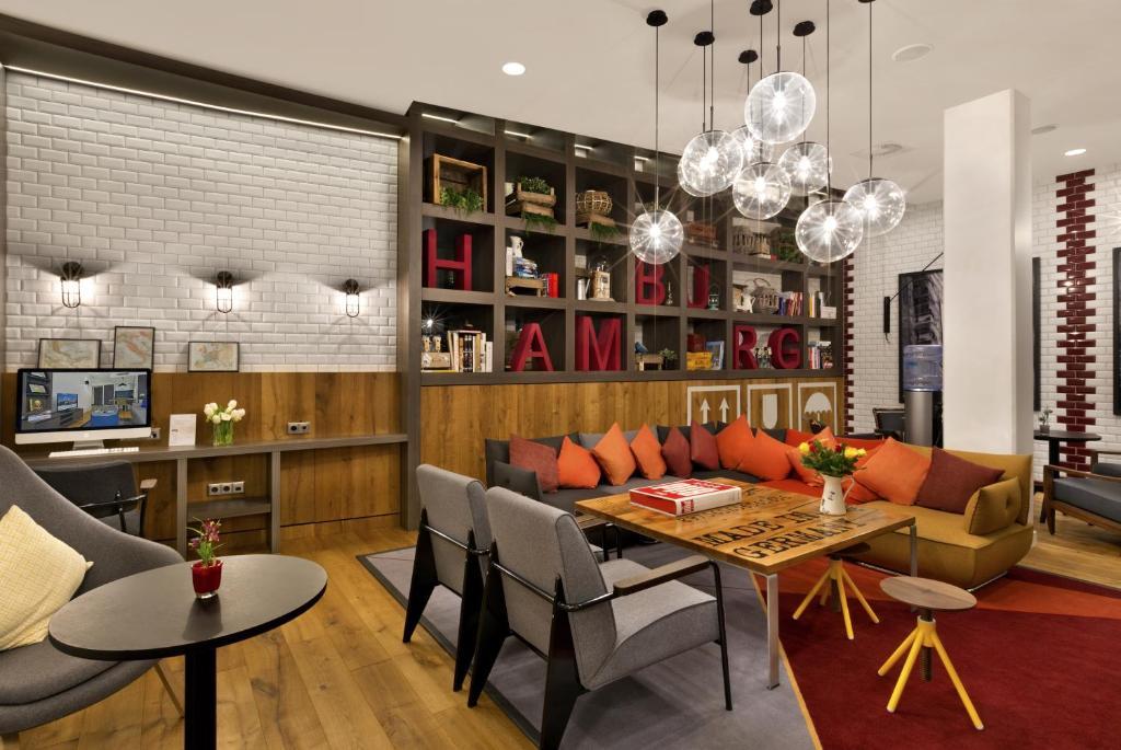 Aparthotel Citadines Michel Hamburg, mit Fotos – Booking.com