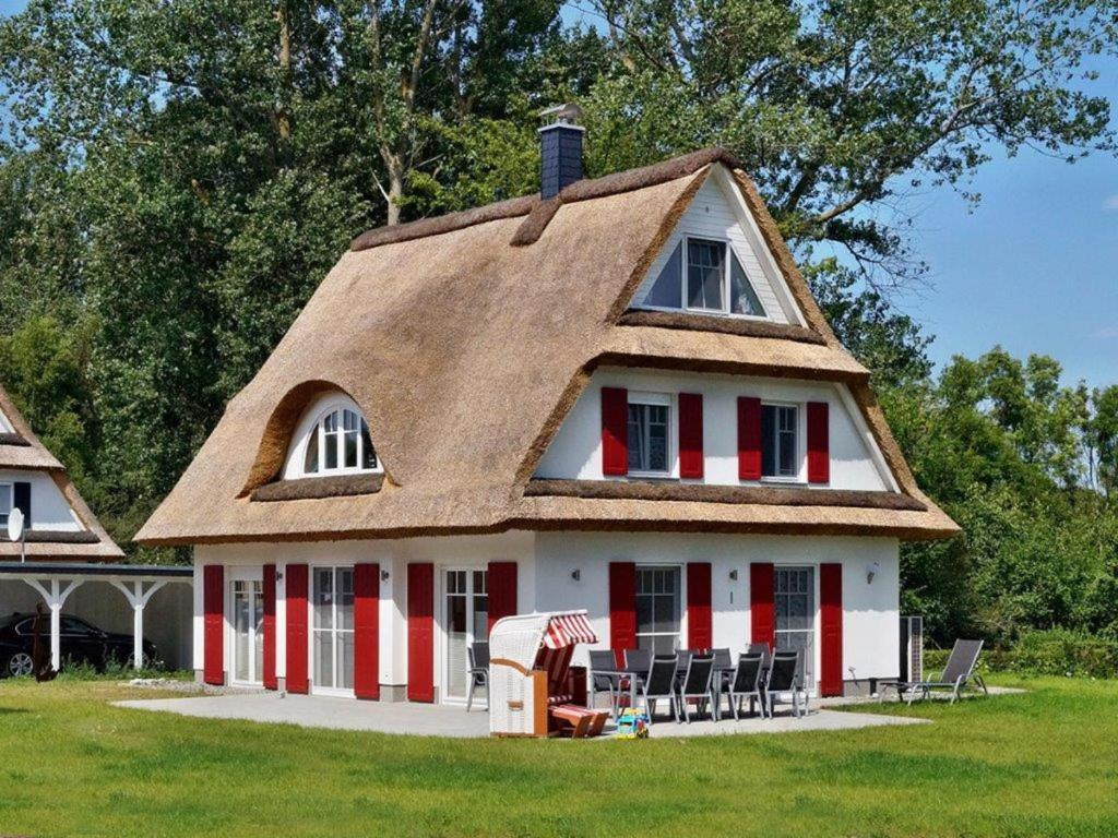 ferienhaus villa nixe glowe c p nh t gi n m 2018. Black Bedroom Furniture Sets. Home Design Ideas