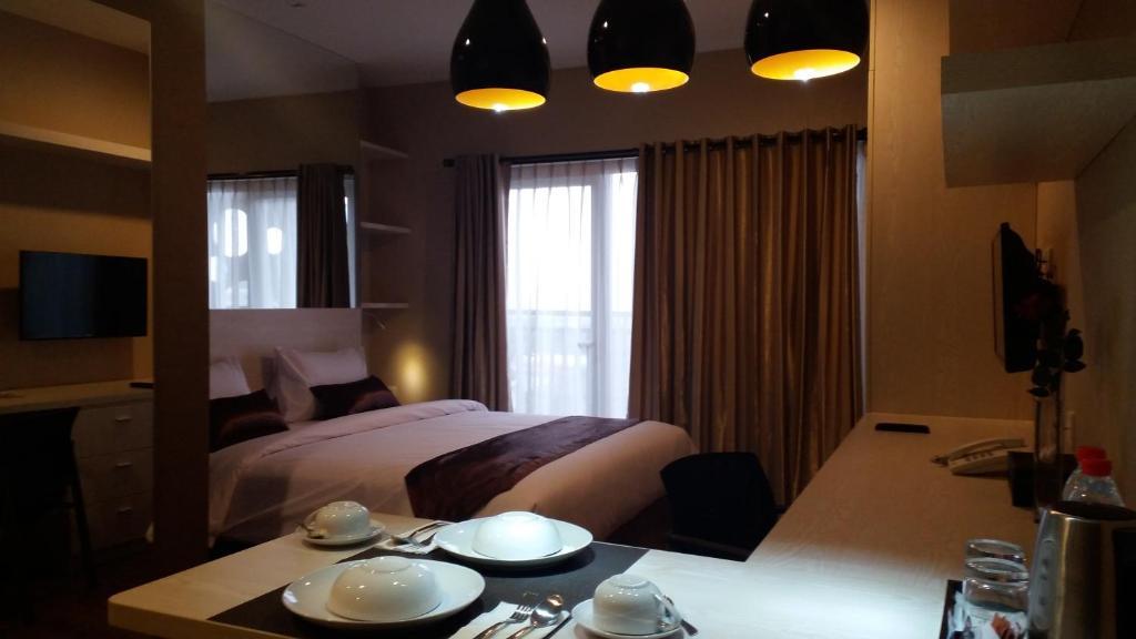 student park hotel apartment  yogyakarta  indonesia