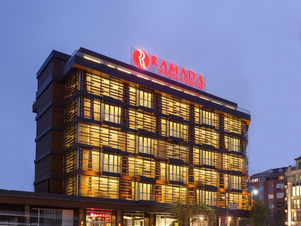 vol et hotel pour istanbul