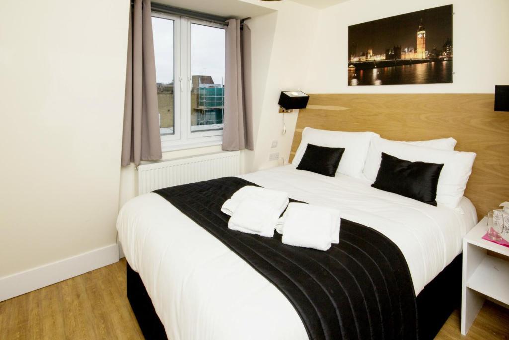 O Finsbury Serviced Apartments é uma excelente opção de hospedagem em Angel