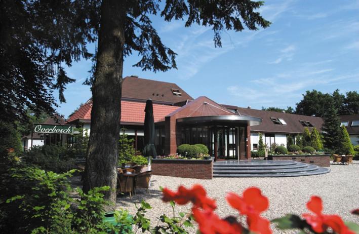 Отзывы Hotel Overbosch, 3 звезды