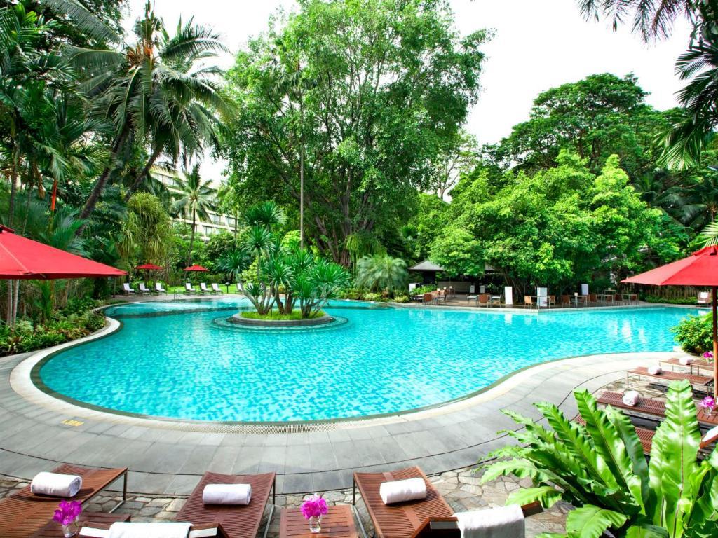 Отзывы Swissotel Nai Lert Park Bangkok, 5 звезд