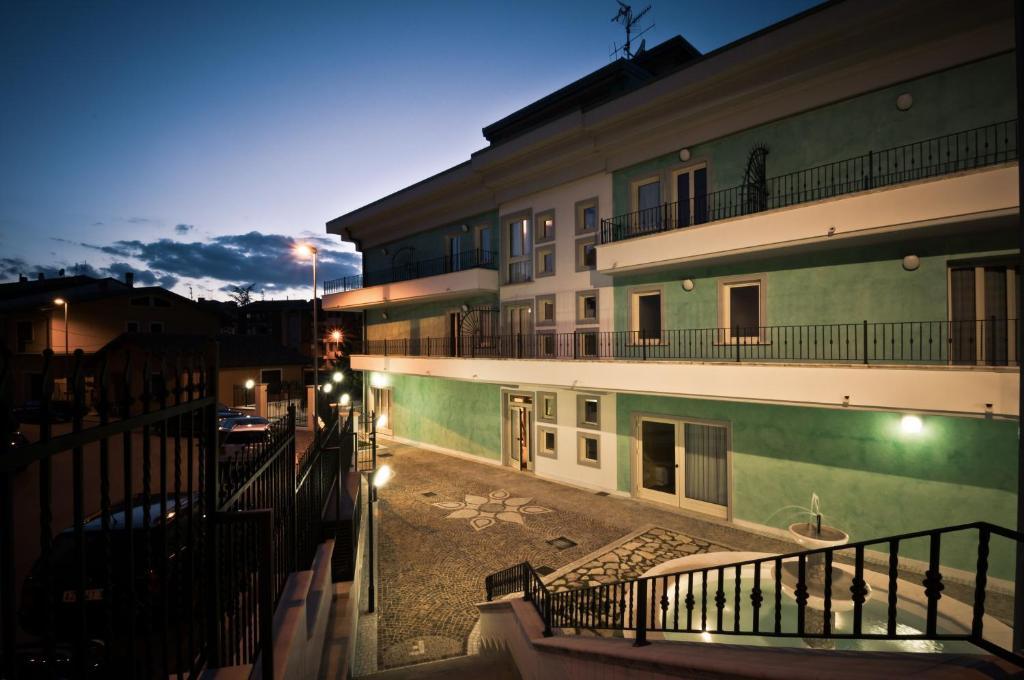 Hotel San Berardo