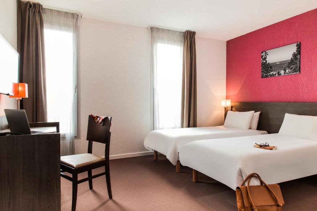 Residence adagio access saint charles francia marsiglia for Reservation hotel adagio