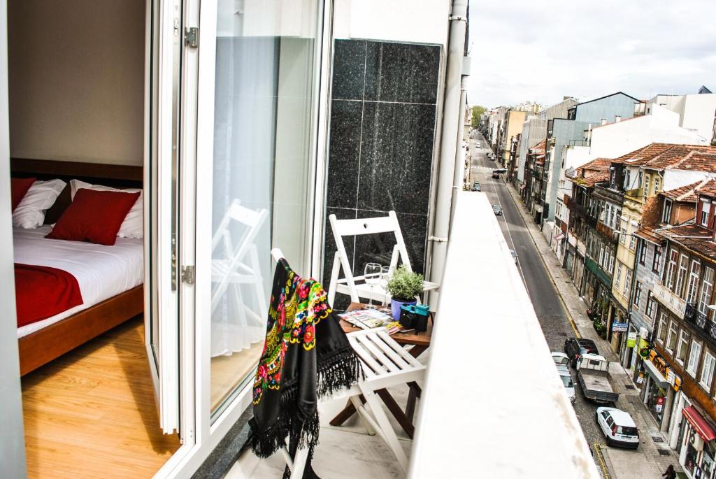 Apartamento porto douro santa catarina portugal porto - Booking oporto apartamentos ...