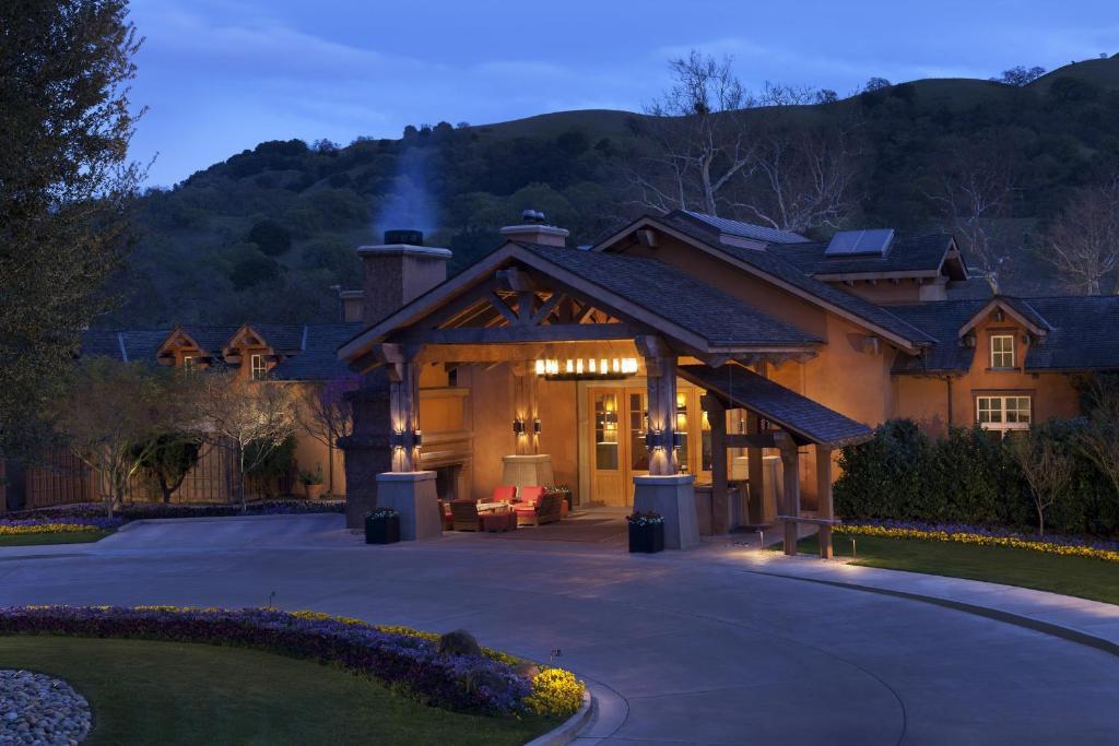 منتجعات CordeValle Rosewood (أمريكا San Martin) - Booking com