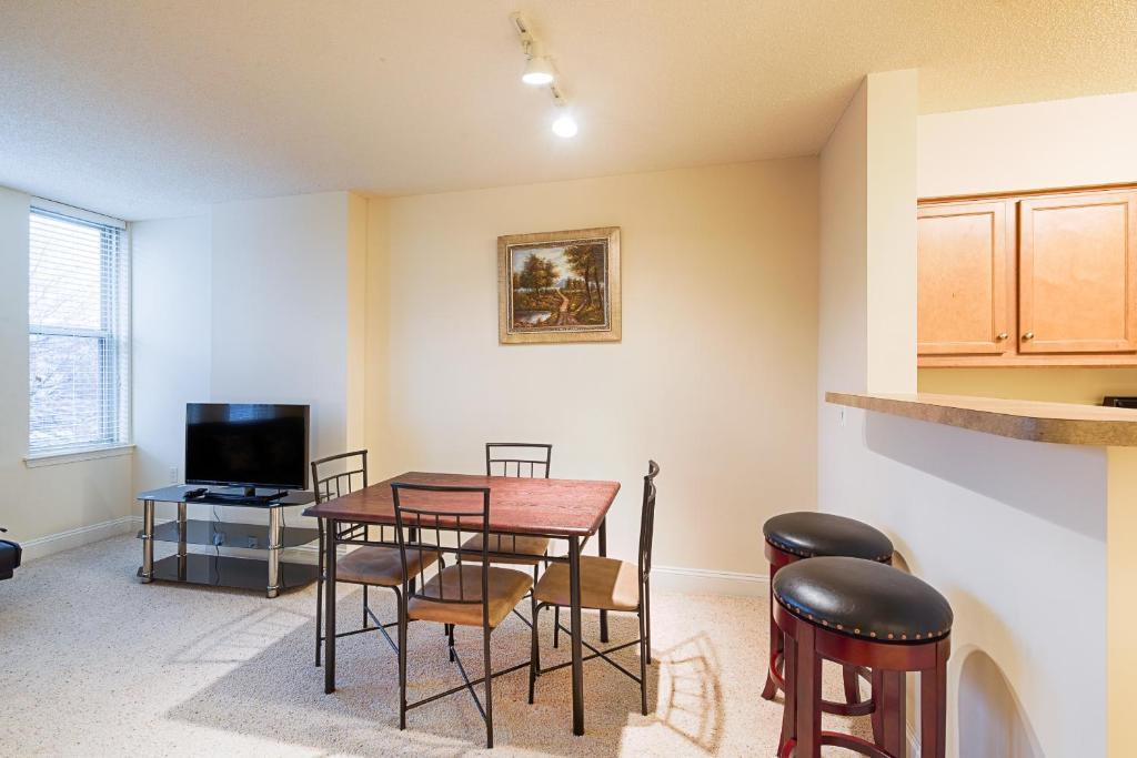 Aparthotel ginosi washington apartel ee uu washington for Appart hotel washington