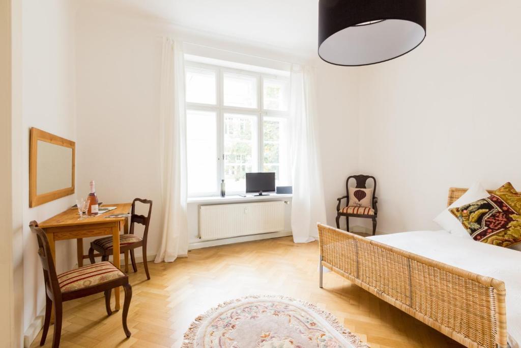 außergewöhliche Ferienwohnung in Weimar Design Apartments von Mark Pohl