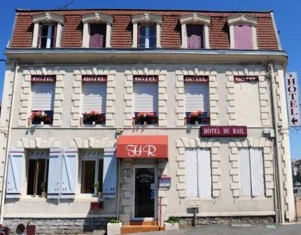 Hôtel Regia (ex - Hôtel du Rail)
