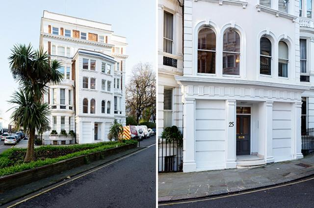 London Escorts Near Apartment Stanley Crescent - Notting Hill