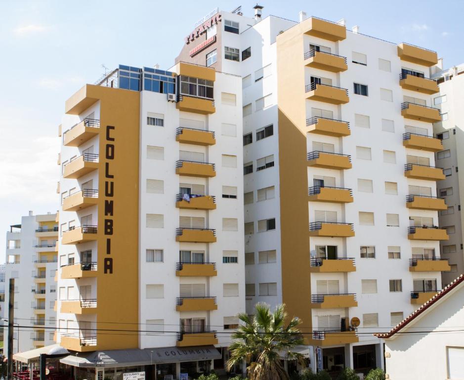 Columbia apartamentos portim o portugal - Apartamentos algarve ...
