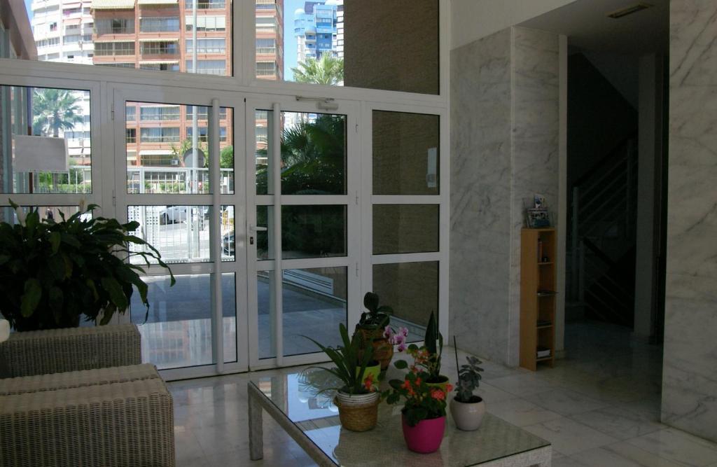 Apartamentos Les Dunes Centro (España Benidorm) - Booking.com