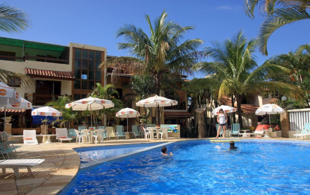 A piscina localizada em Villa'l Mare Hotel ou nos arredores