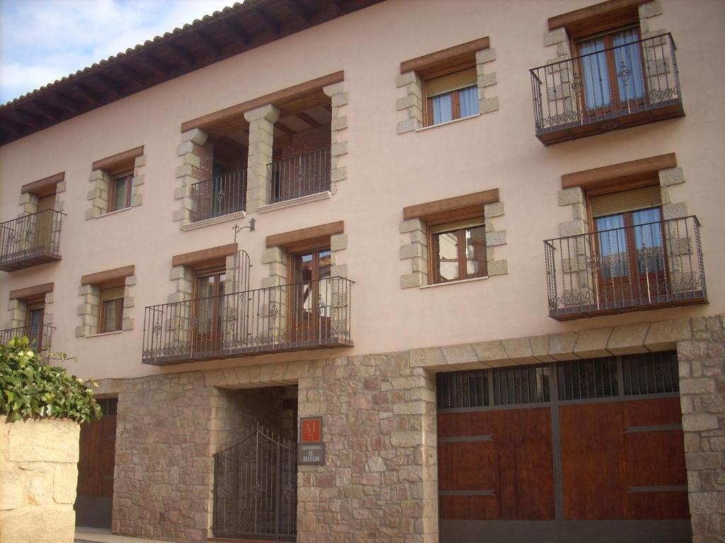 Apartamentos turisticos el refugio espa a mora de - Apartamentos turisticos cordoba espana ...