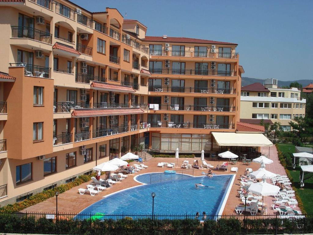 Top deals happy aparthotel spa sunny beach bulgaria for Aparte hotel