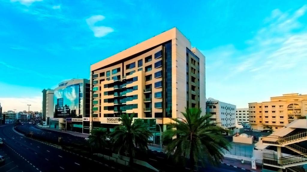 Nojoum hotel apartments dubai uae for Hotel reservation in dubai