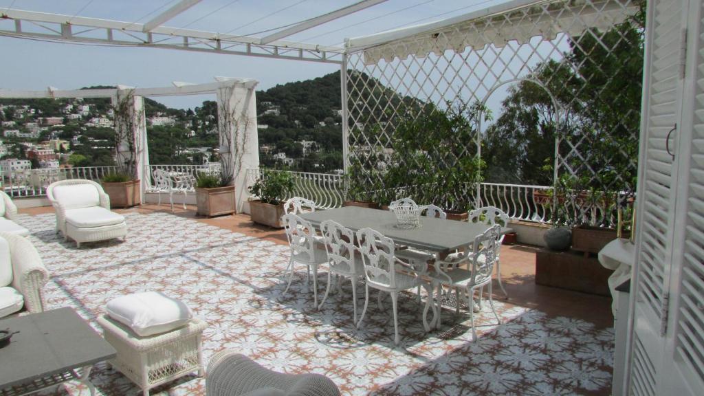 Villa la terrazza it lia capri - Villa la terrazza ...