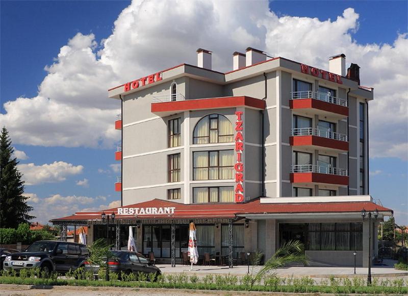 Хотел Цариград