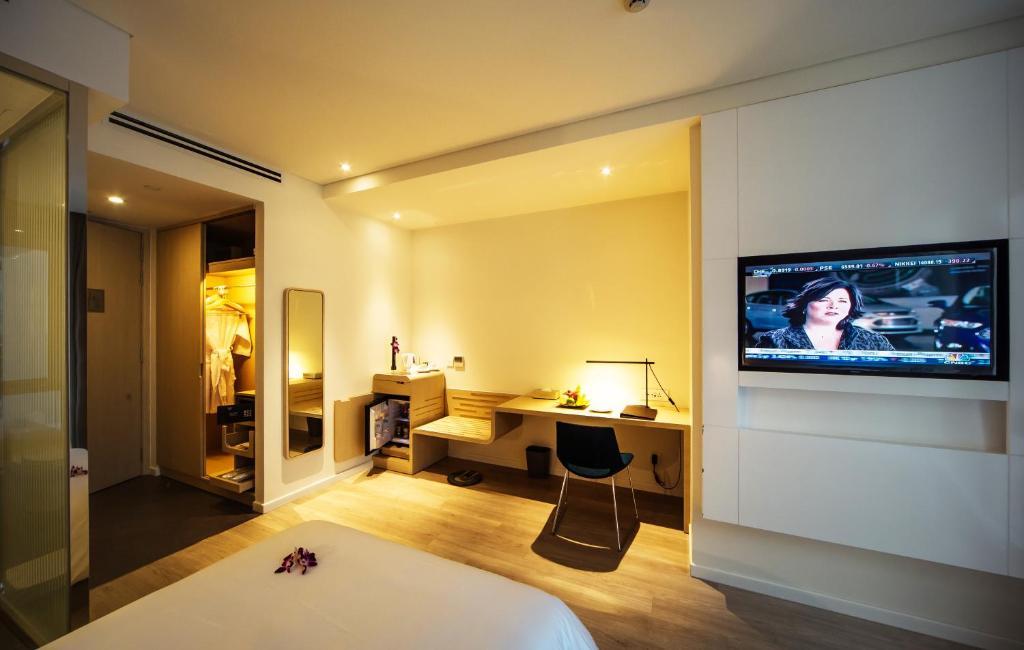 Phòng Deluxe Đôi hoặc có 2 Giường đơn - Chỉ áp dụng cho Phòng nghỉ