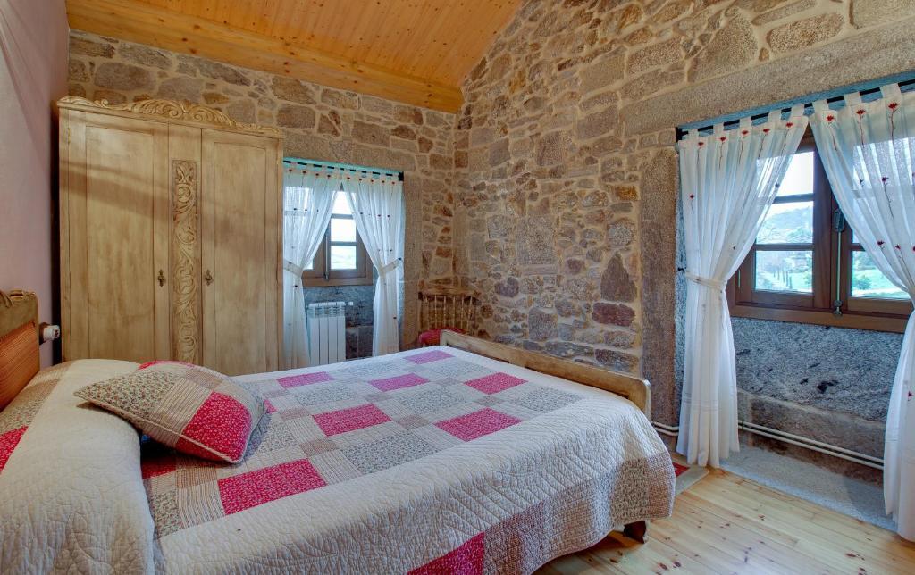 Hotel-fazenda A Avoa María (Espanha Campo Lameiro) - Booking.com