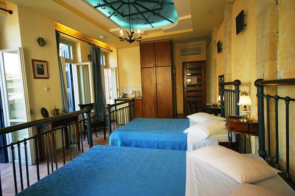 Отели ханьи 4