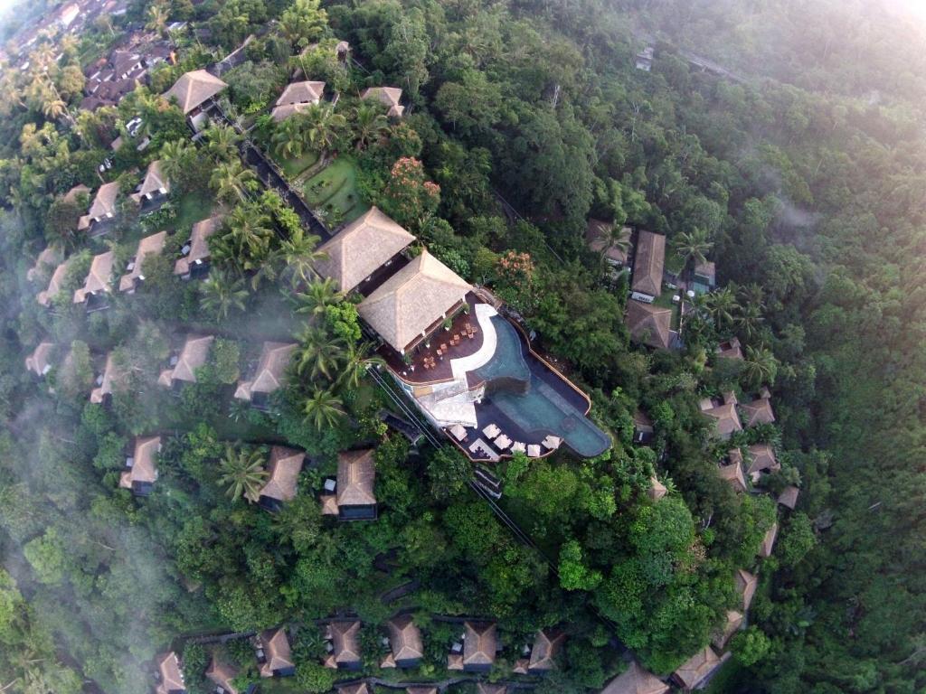 Quartos De Hanging Gardens Of Bali, Payangan Indonésia Part 95
