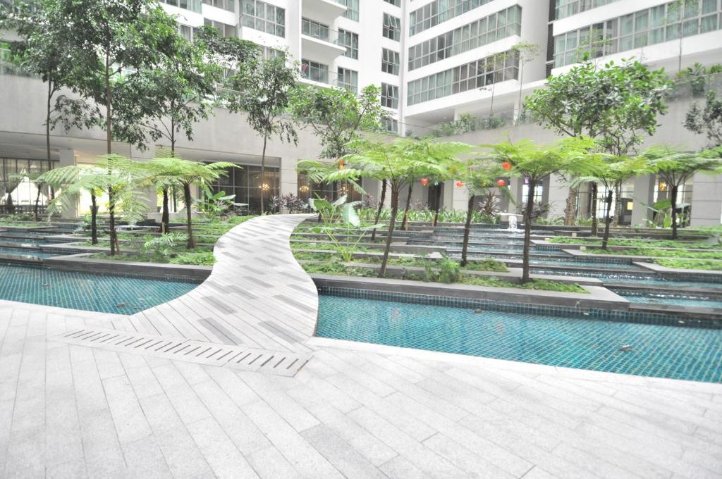 Apartment Best Kl City View At Regalia Reside  Kuala