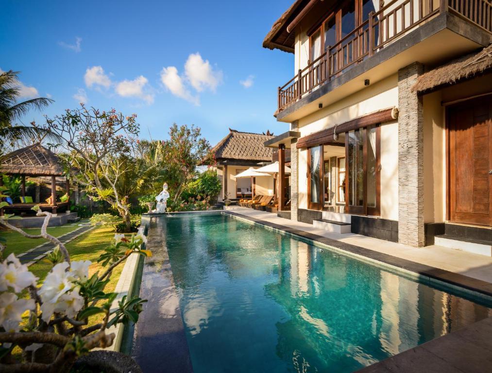 balangan beach villa jimbaran indonesia
