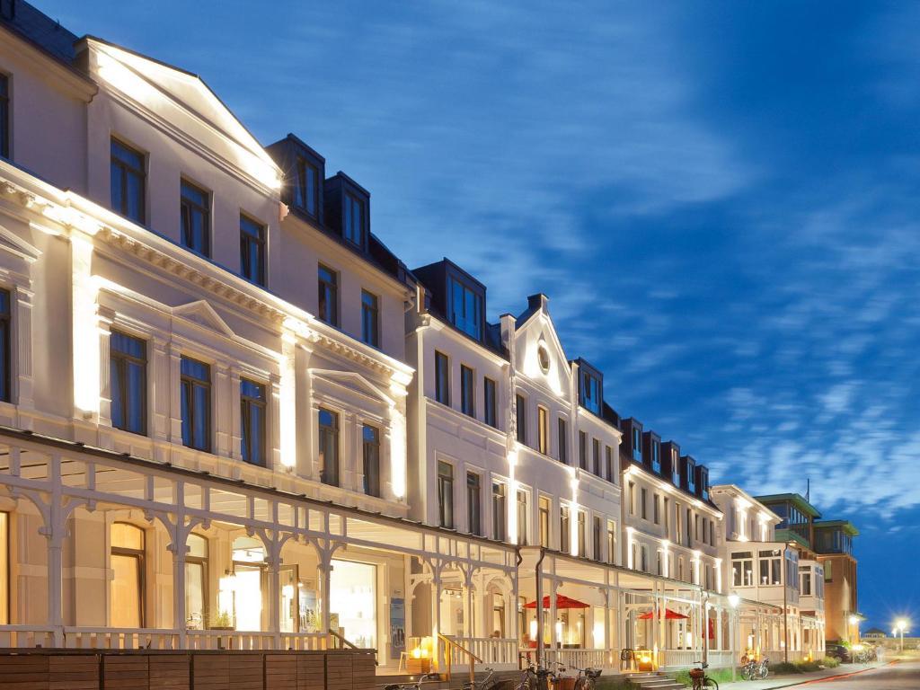 condo hotel inselloft norderney germany