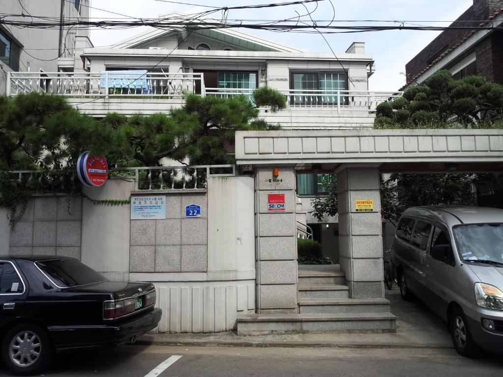 Songwontel guesthouse in s ul korea south for Houses in south korea