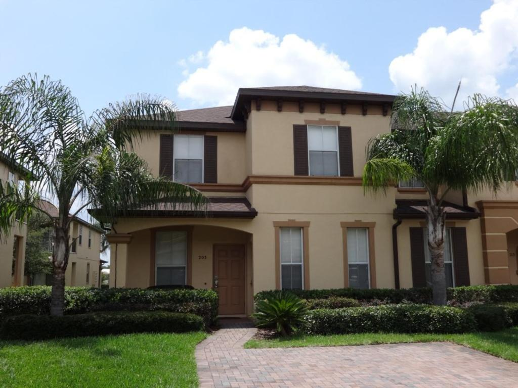 Vacation home regal palms four bedroom townhouse 203 for Four bedroom townhouse